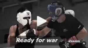 Видео подготовки Хабиба к UFC 254
