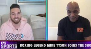 Майк Тайсон о тренировках и благотворительных боях