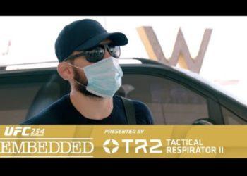 UFC 254: Embedded — Эпизод 1