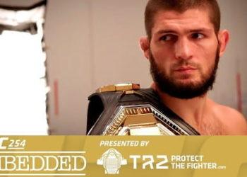 UFC 254: Embedded — Эпизод 3