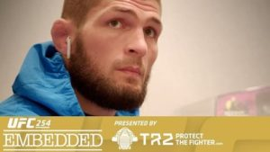 UFC 254: Embedded - Эпизод 4