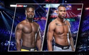Видео боя Абдул Разак Альхассан - Калин Уильямс / UFC Vegas 14