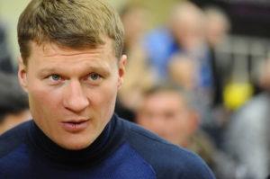 Александр Поветкин выписан из больницы