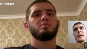 Интервью: Ислам Махачев — отмена боя и карьера в UFC