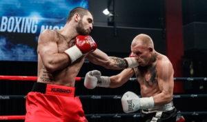 Магомед Курбанов одержал победу над Дмитрием Михайленко