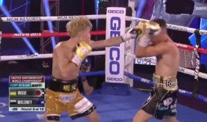 Наоя Иноуэ одержал победу над Джейсоном Молони