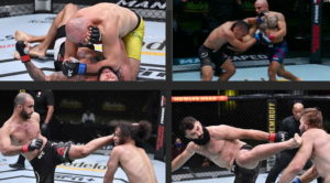 Лучшие моменты турнира UFC Вегас 13