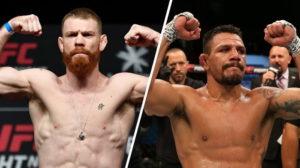 UFC Вегас 14: Фелдер vs Дос Аньос - Превью