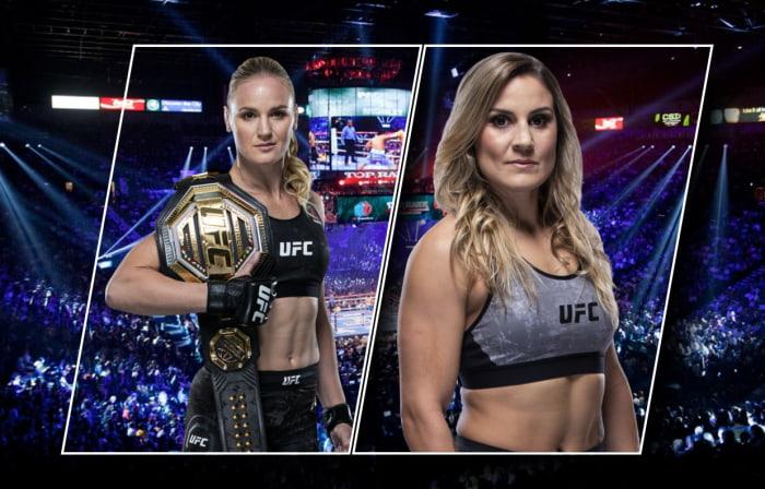 Видео боя Валентина Шевченко - Дженнифер Майя / UFC 255