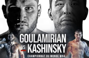 Кашинский сразится с Гуламиряном за титул WBA Super