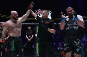 Магомед Исмаилов одержал победу над Иваном Штырковым