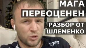 Разбор боя Штырков vs Исмаилов от Александра Шлеменко