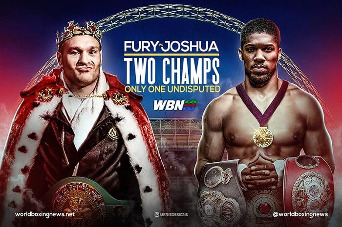 Джошуа и Фьюри достигли устной договоренности о 2-х боях