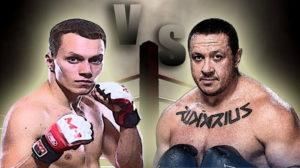 Артем Тарасов проведет бой с Михаилом Кокляевым