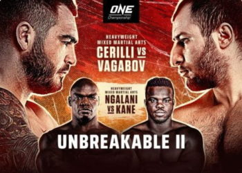 ONE FC: Unbreakable 2 — Черилли vs Вагабов