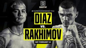 Шавкат Рахимов - Джозеф Диас - Shavkatdzhon Rakhimov vs Joseph Diaz