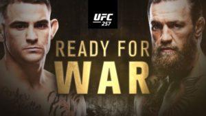UFC 257: Порье vs МакГрегор 2 - Превью