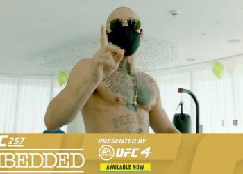 UFC 257: Embedded — Эпизод 1