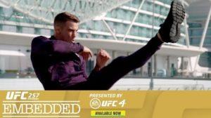 UFC 257: Embedded - Эпизод 2