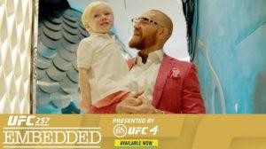UFC 257: Embedded - Эпизод 3