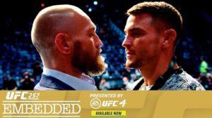 UFC 257: Embedded - Эпизод 5