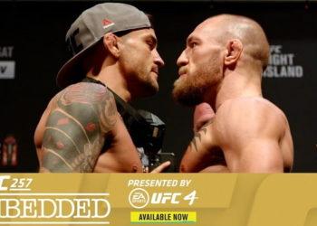 UFC 257: Embedded — Эпизод 6