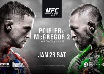 UFC 257: Макгрегор — Порье 2 / Прямая трансляция