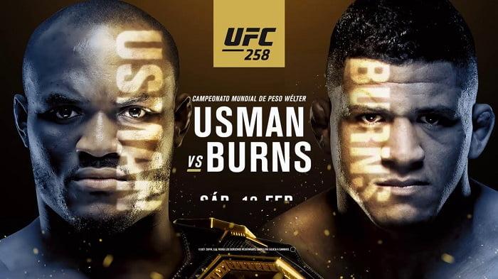 UFC 258: Усман vs Бернс