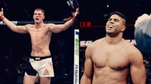 UFC Вегас 18: Оверим vs Волков - Превью