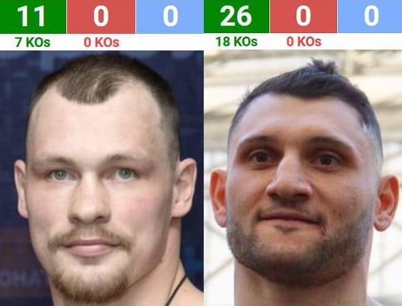 Алексей Егоров сразится с Арсеном Гуламиряном за титул WBA Super
