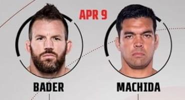 Бейдер vs Мачида