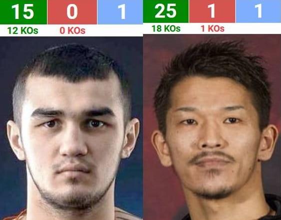 Шавкат Рахимов и Кеничи Огава проведут бой за титул чемпиона мира IBF