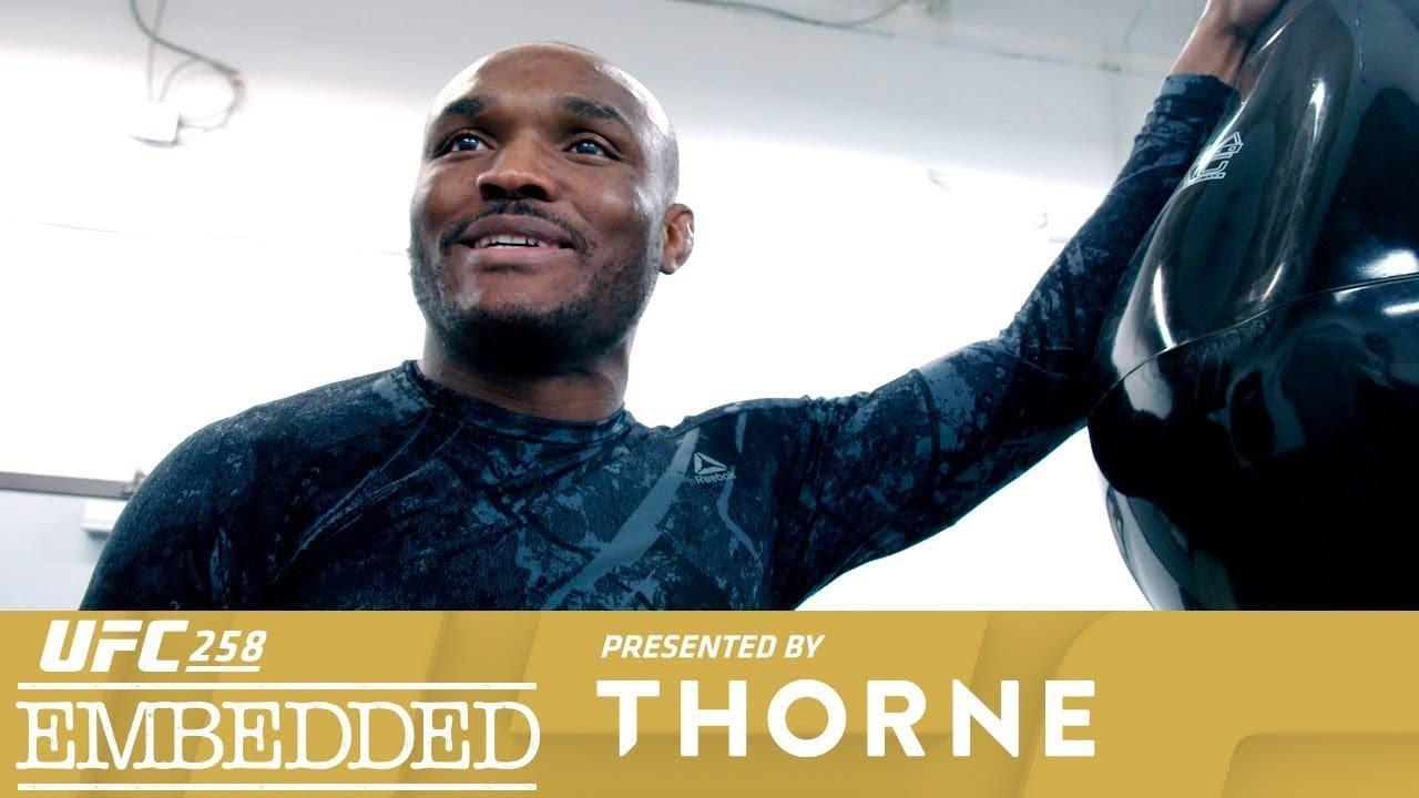 UFC 258: Embedded - Эпизод 1