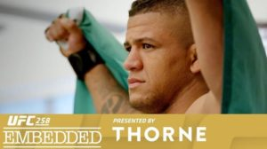 UFC 258: Embedded - Эпизод 4
