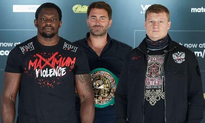 На кону поединка Поветкин vs Уайт будет стоять боксерская карьера