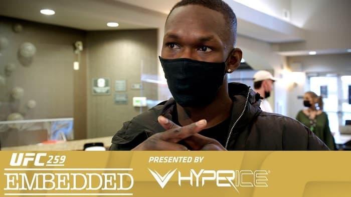 UFC 259: Embedded - Эпизод 2