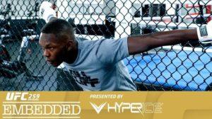UFC 259: Embedded - Эпизод 4