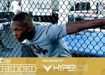 UFC 259: Embedded — Эпизод 4