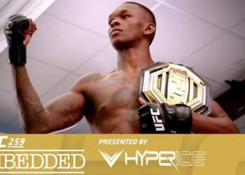 UFC 259: Embedded — Эпизод 5