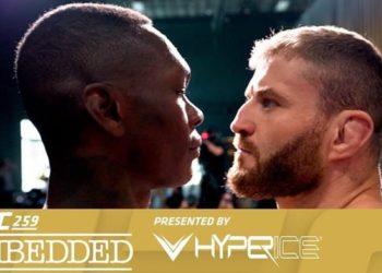 UFC 259: Embedded — Эпизод 6