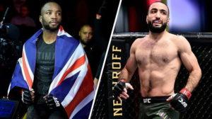 UFC Vegas 21: Эдвардс vs Мухаммад - Превью