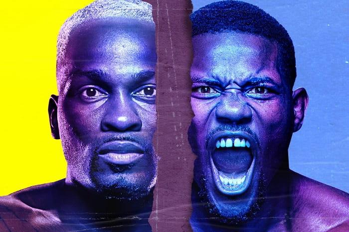 UFC Fight Night 188: Брансон vs Холланд