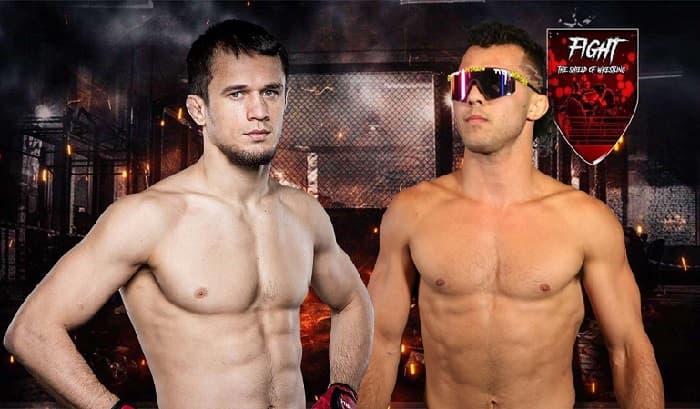 Усман Нурмагомедов сразится с Майком Хэмиллом в дебютном бою на Bellator 255