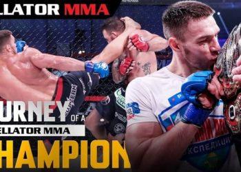 Путь чемпиона: Вадим Немков / BELLATOR MMA