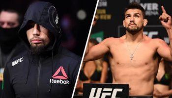 UFC Вегас 24: Уиттакер vs Гастелум — Превью