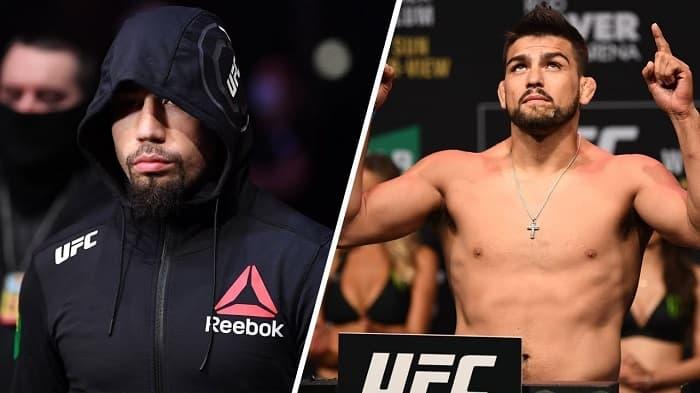 UFC Вегас 24: Уиттакер vs Гастелум - Превью