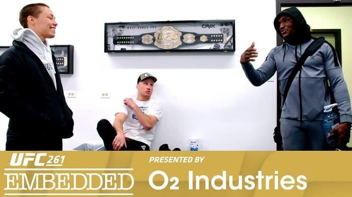 UFC 261: Embedded - Эпизод 1