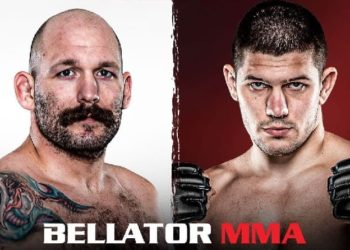 Bellator 261: Джонсон vs Молдавски
