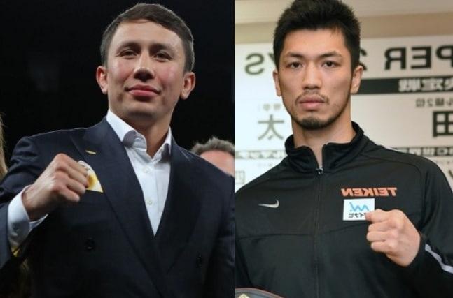 Геннадий Головкин и Рёта Мурата проведут бой 28 декабря в Японии