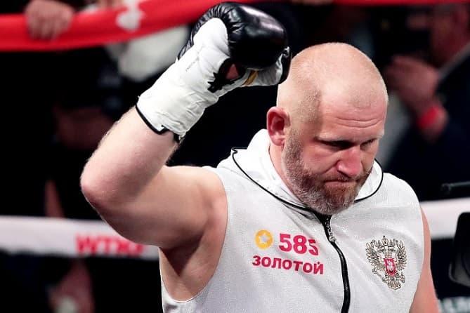 Сергей Харитонов проведет бой по правилам бокса